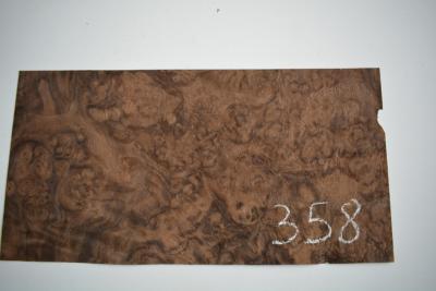 358 feuille de bois loupe de noyer des usa pour marqueterie placage bois 1