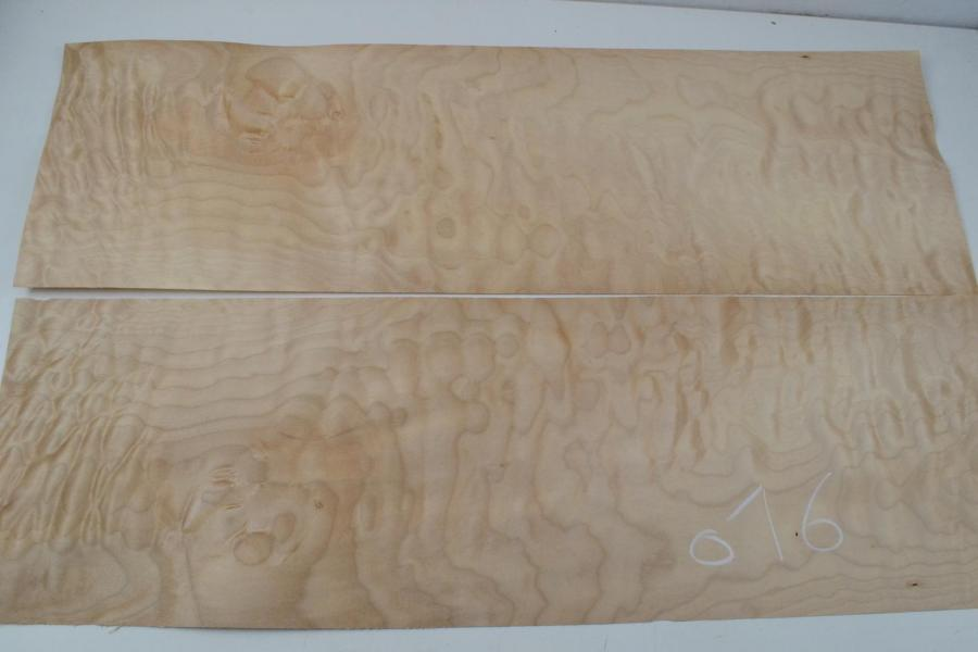 016 placage feuille de bois erable pommele 2