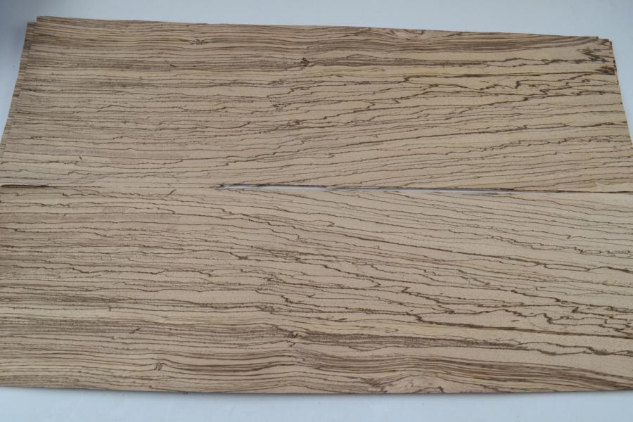 035 placage feuille de bois marqueterie zebrano 2