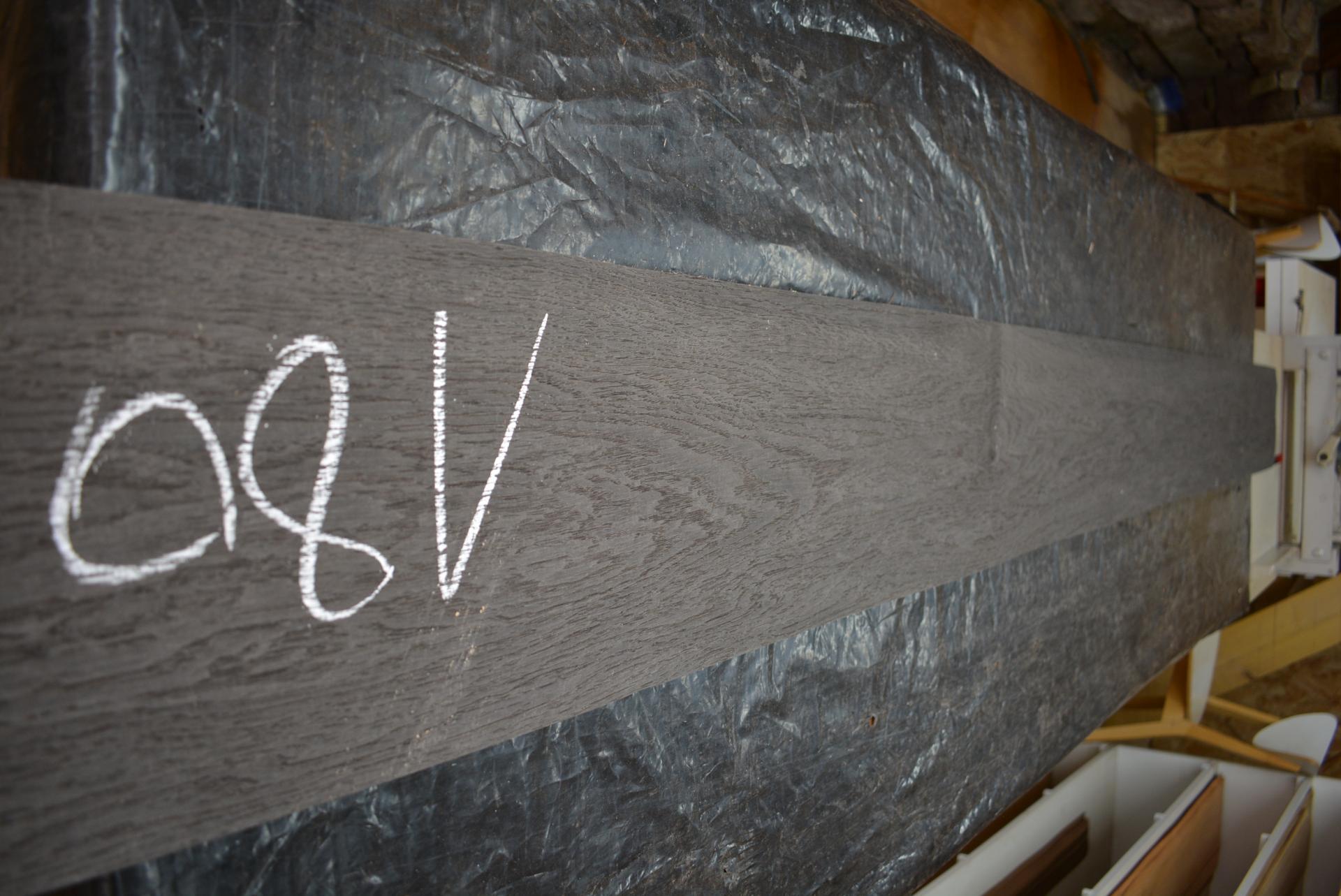 180 chene des marais placage feuille de bois 1