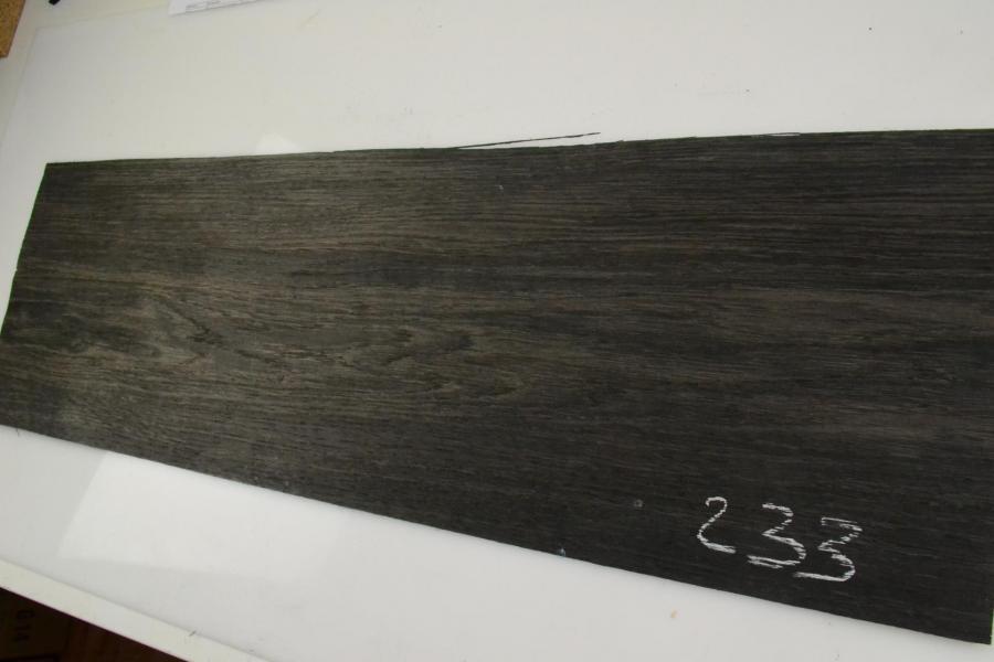 233 placage feuille de bois chene des marais 2