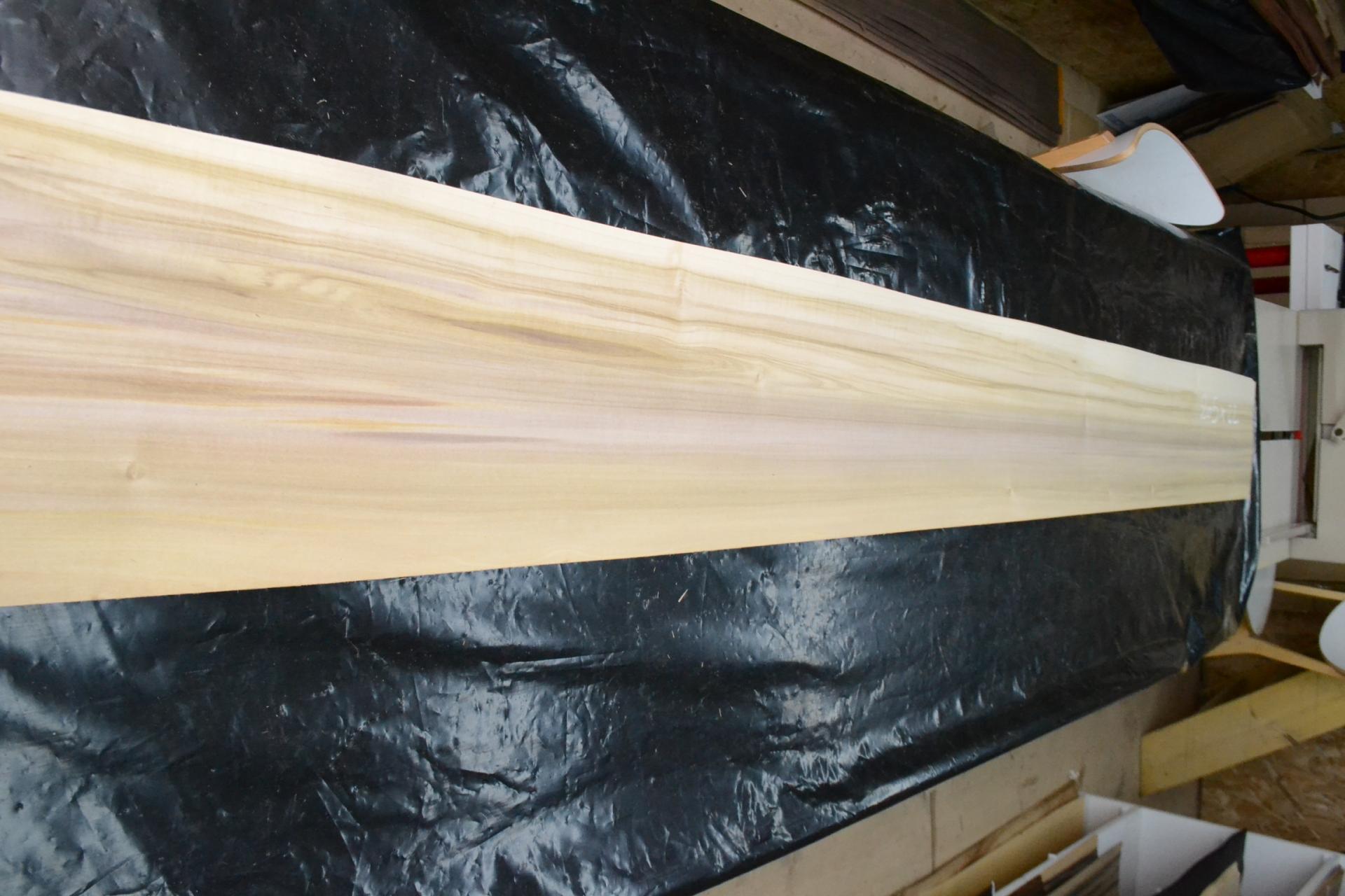 237 tulipier placage bois de virginie 1