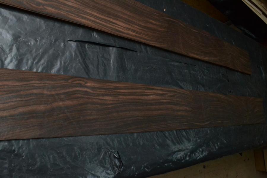 269 ebene e macassar feuille de bois placage marqueterie lutherie 1