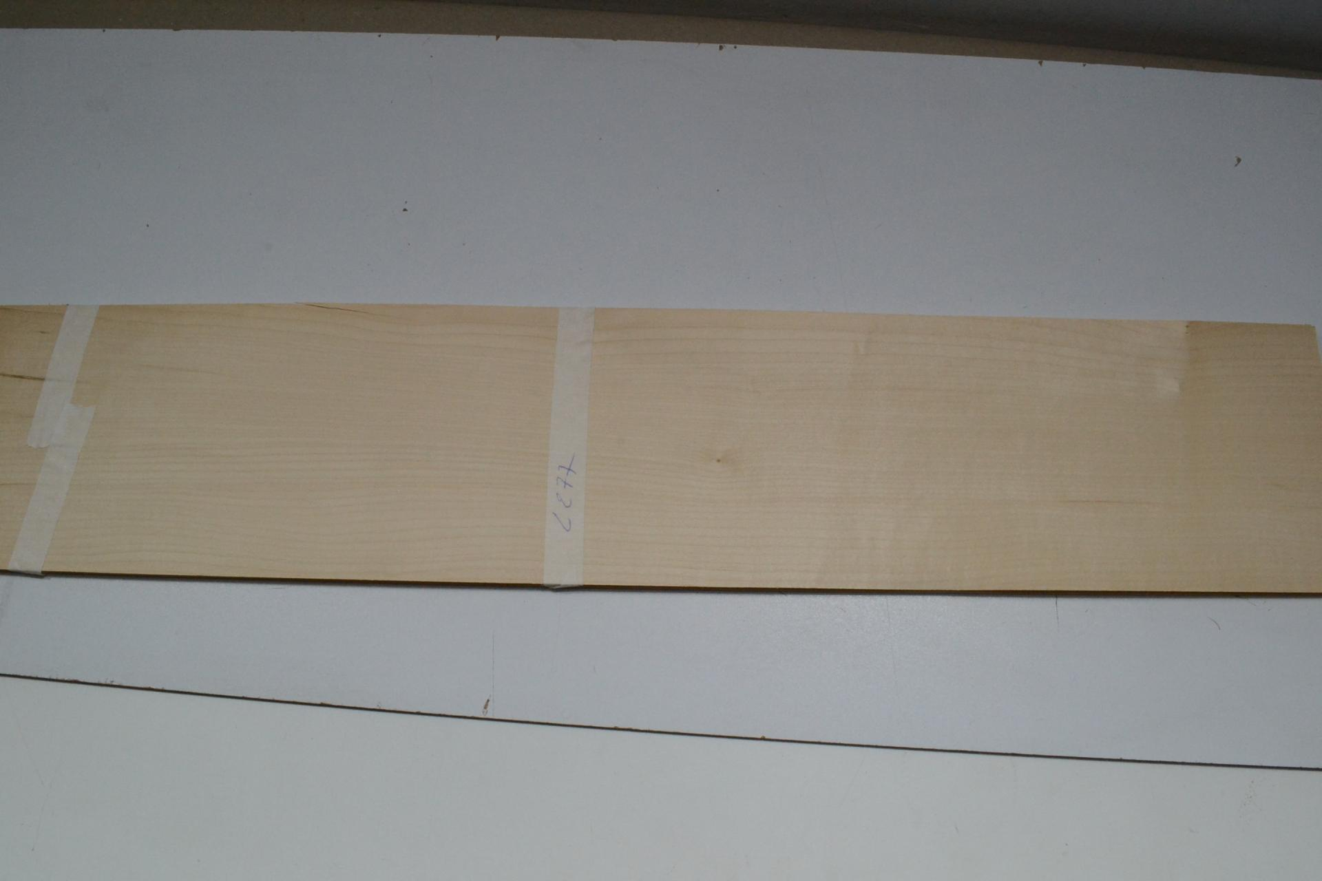 277 feuille de bois erable pour marqueterie placage bois 1