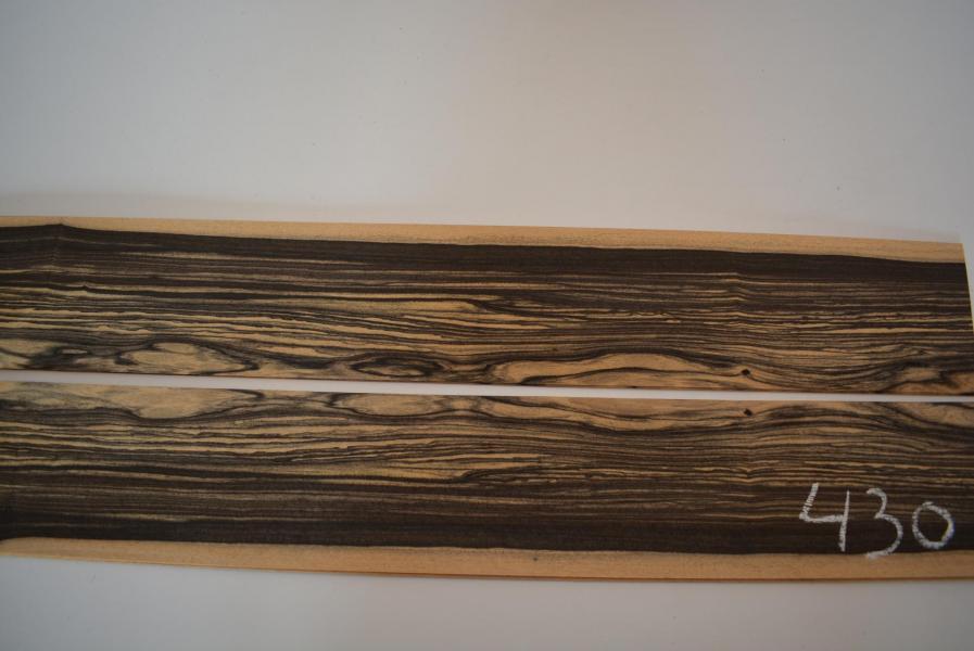430 feuille de bois ebene blanc pour marqueterie 1