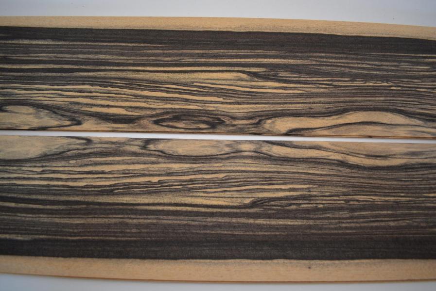 430 feuille de bois ebene blanc pour marqueterie 2