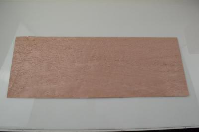 449a placage erable mouchete rose